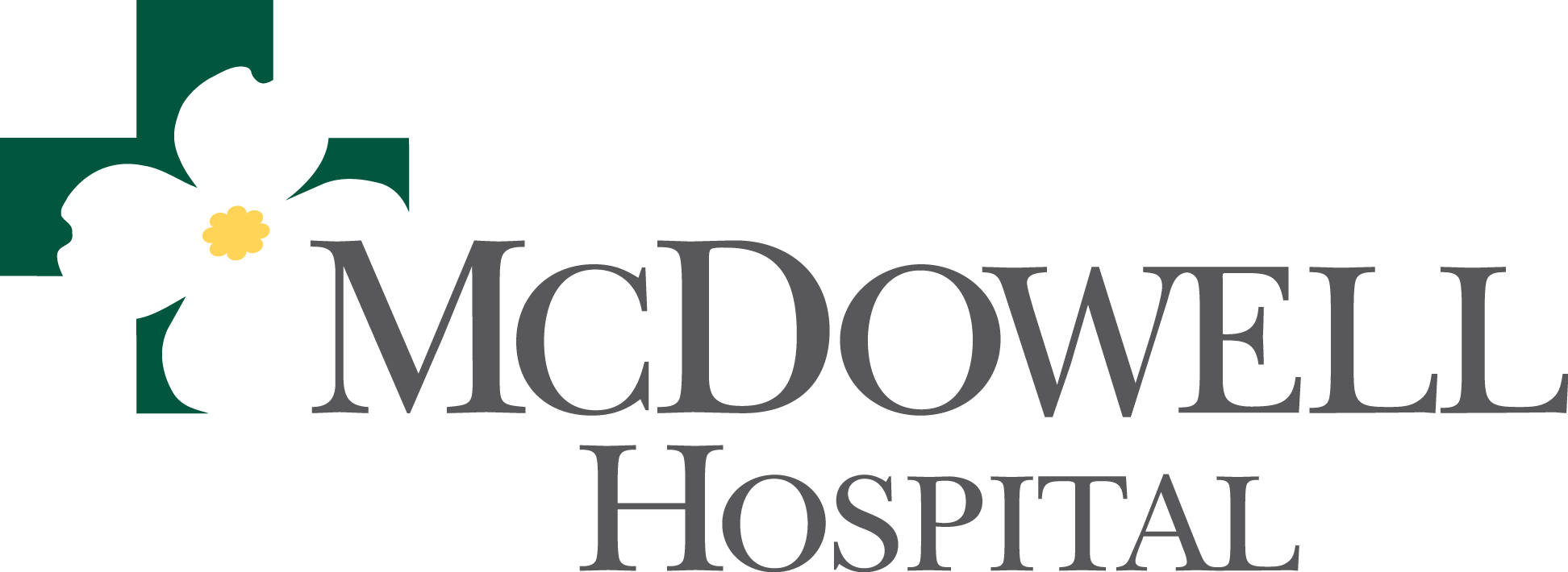 Image result for mcdowell hospital logo